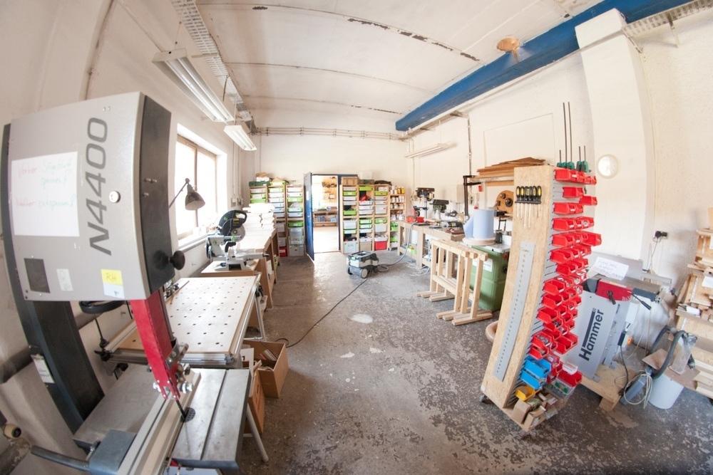Holzwerkstatt, Bild 1