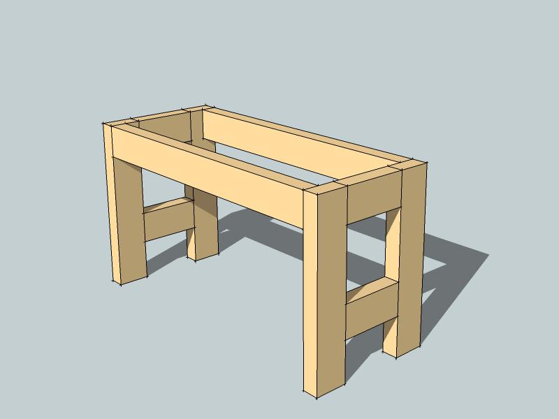 eine kleine sitzbank mit polsterung eigenbaukombinat. Black Bedroom Furniture Sets. Home Design Ideas