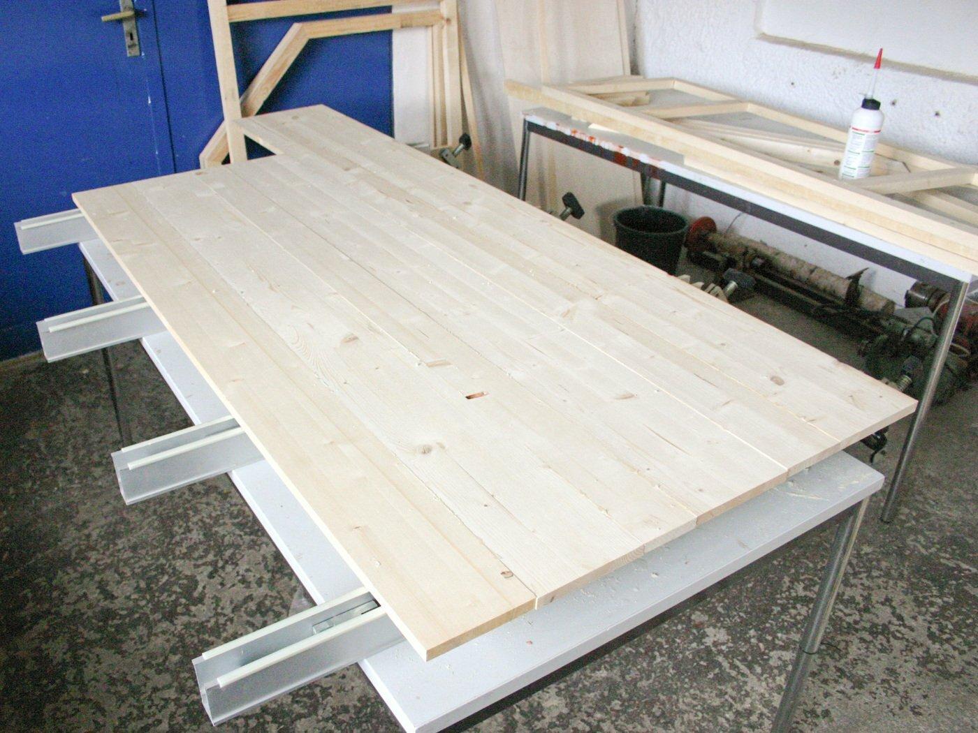 leimholzplatten selber herstellen eigenbaukombinat. Black Bedroom Furniture Sets. Home Design Ideas