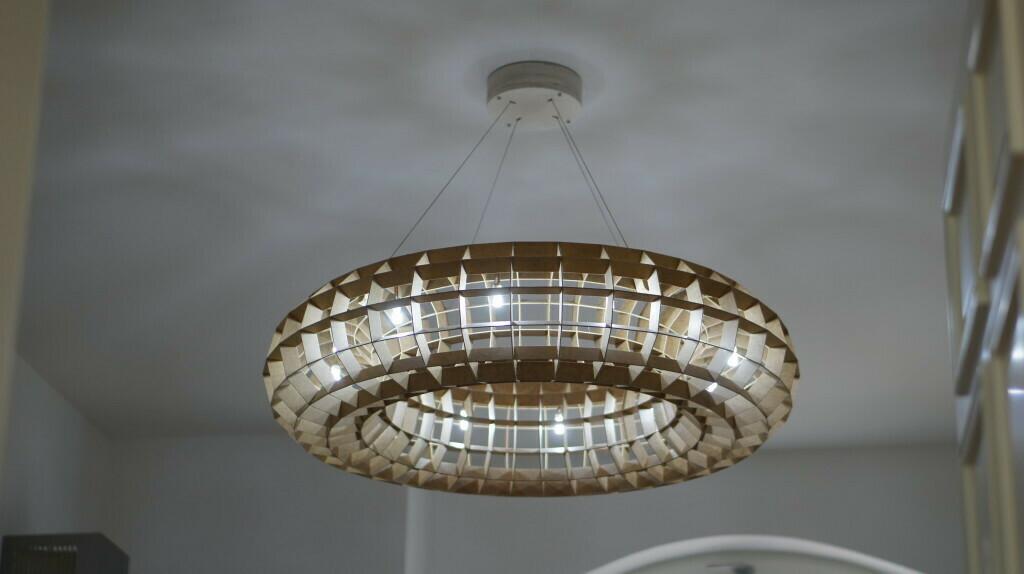 Toruslampe